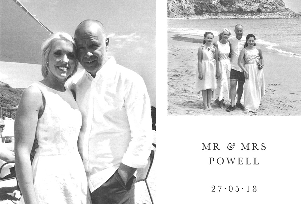 Mr & Mrs Powell